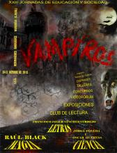 XXIII Jornadas: Vampiros