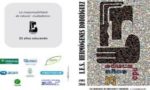 """XXI Jornadas de Educación y Sociedad: """"25 años educando""""."""